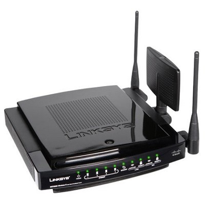Dual-Band Wireless-N Gigabit Router