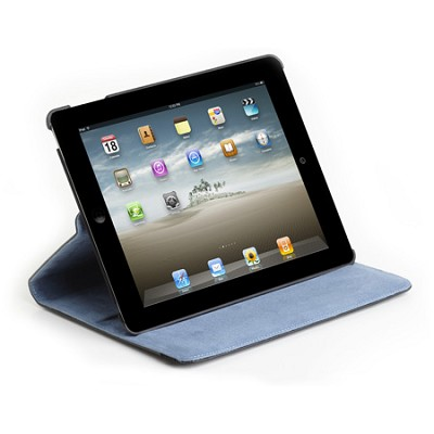 Versavu 360 Degrees Rotating Cover & Stand for iPad 2 - OPEN BOX