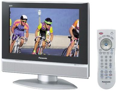 TC-19LX50 19` Widescreen LCD HDTV with Built-In Stereo Speakers