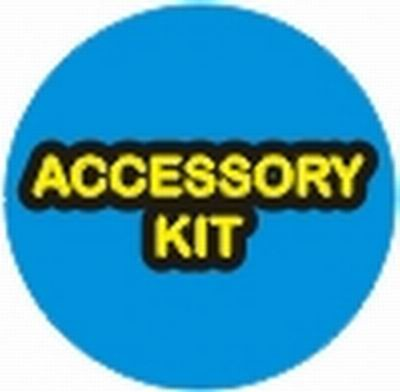 Accessory Kit for Sharp Hi-8 Camcorders - FREE FEDEX SAVER WITH CAMCORDER PURCHA