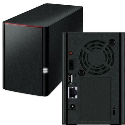 LinkStation 220e NAS NAS System Cloud for Home - LS220DE