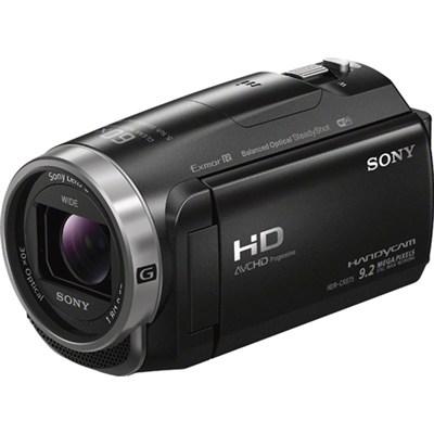 HDR-CX675/B Full HD Handycam Camcorder with Exmor R CMOS Sensor