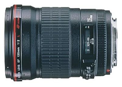 135mm f/2.0L USM Telephoto Lens - OPEN BOX