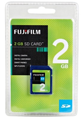 2GB SD - Memory Card