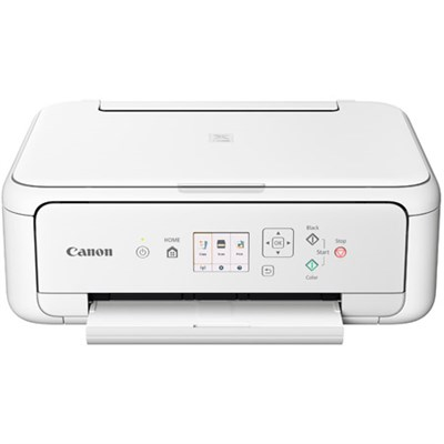 PIXMA TS5120 Wireless All-in-One Compact Printer with Scanner & Copier (White)