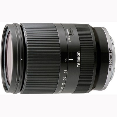 18-200mm Di III VC Black for Sony Mirrorless SLR Camera Series