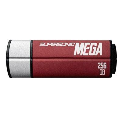 Supersonic Mega 256GB USB Flash Drive - PEF256GSMGUSB