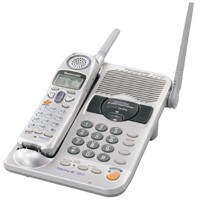 KX-TG2238S 2.4GHz Digital Cordless Phone with Talking Caller ID