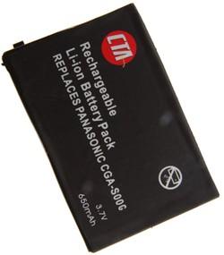 CGA-006 1000 mAh P-Series Replacement Battery for panasonic DMC-FZ30 and DMC-FZ7