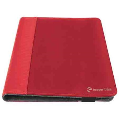Universal Red Folio Case for 9-10` Tablet - Android and iPad - IE-UF10-RD