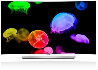 55EG9600 - 55-Inch 4K (3840 x 2160) Curved OLED Smart TV