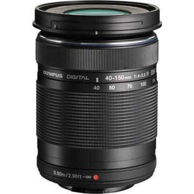M. Zuiko 40-150mm f4.0-5.6 R Lens (Black) Refurbished