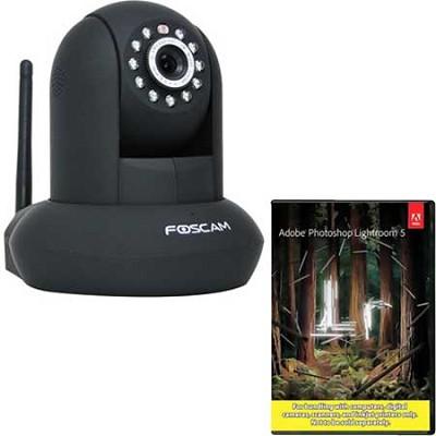 FI9821W v2 1.0 Megapixel (1280x720p) H.264 Wireless IP Camera - Black