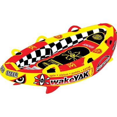 Wake Yak Solo Towable Single Rider Water Tube