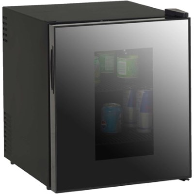 1.7-Cu F Superconductor Beverage Cooler w/ Mirrored Finish Glass Door SBCA017GIS
