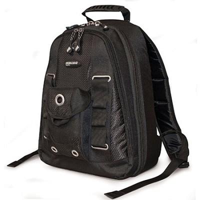 Scanfast Diamond Ripstop 13.3` Black Netbook Backpack