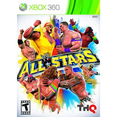 WWE All-Stars for Xbox 360