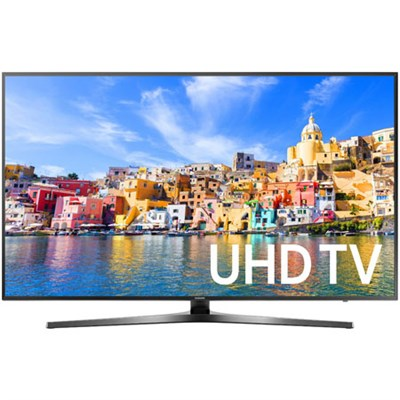 UN55KU7000 - 55-Inch 4K UHD HDR Smart LED TV - KU7000 7-Series - OPEN BOX