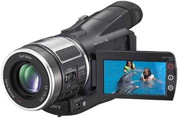 HDR-HC1 HDV 1080i Handycam Mini-DV Camcorder