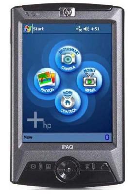 iPAQ rx3715 Mobile Media Companion