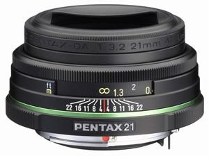 smc DA 21mm F3.2 AL Limited Edition Auto Focus Lens