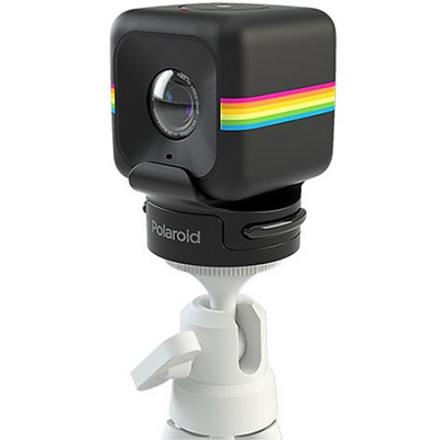 Tripod Mount for Cube Action Lifestyle Camera - Fits all Standard Tripods