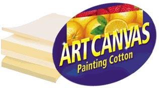 8.5x11 Art Canvas Painting Cotton