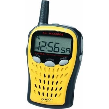 Weather & Emergency Alert Monitor