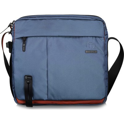T-Tech Civilian Lars Crossbody (Storm Blue/Sienna Red)