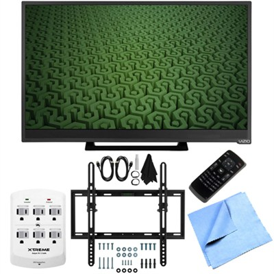 D28h-C1 - 28-Inch Full HD 720p 60Hz LED HDTV Flat/Tilt Wall Mount Bundle