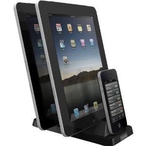 InCharge X3 Docking Station for iPod/iPhone/iPad - Black - OPEN BOX