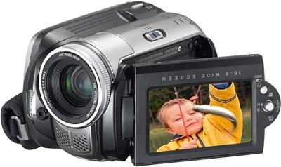 GZ-MG77 Everio Digital Media Camera with 30GB Hard Drive / 10x Optical Zoom