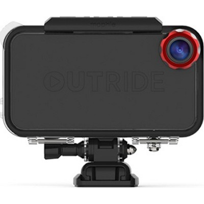 OutRide MultiSport Wide Angle Cam.Housing /Mount System /iPhone 4/4S - OPEN BOX
