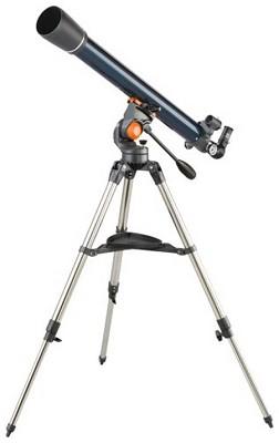 21061 AstroMaster 70 AZ Refractor Telescope