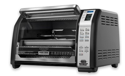 CTO7100B Toast-R-Oven Digital Rotisserie Convection Oven