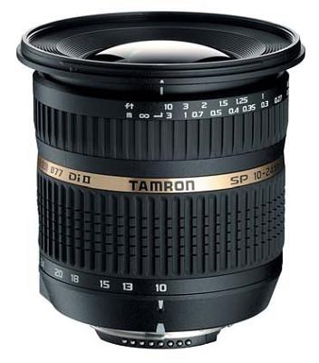 10-24mm F/3.5-4.5 Di II LD SP AF Aspherical (IF) Lens For Nikon AF - OPEN BOX