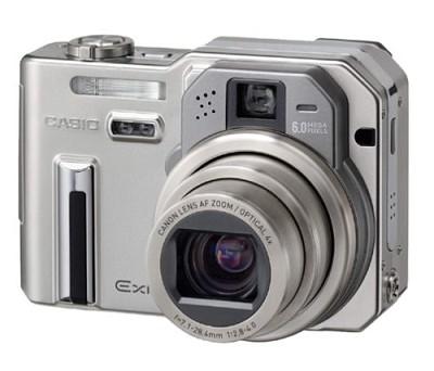 Exilim Pro EX-P600 Digital Camera