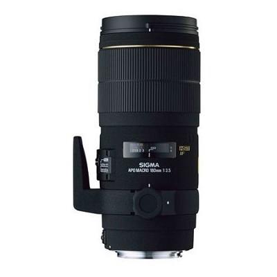 180mm F3.5 APO Macro EX DG IF HSM For Canon EOS