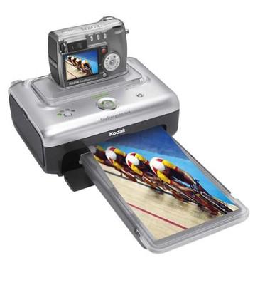 Printer Dock for Kodak DX 6000/7000 Series Cameras