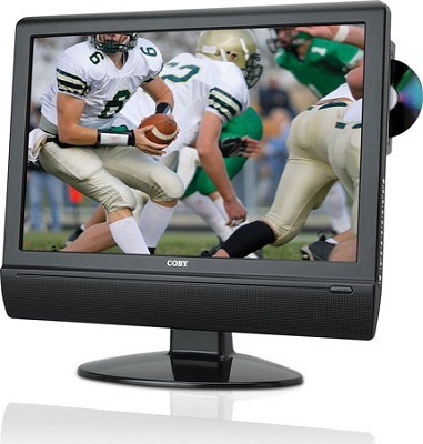22` ATSC Digital TV/Monitor with DVD Player & HDMI Input