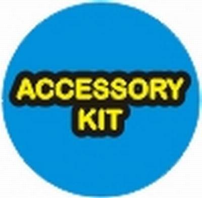 Accessory Kit for HP Visor Edge Handhelds