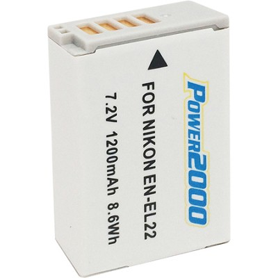 EN-EL22 Rechargable Li-ion Battery