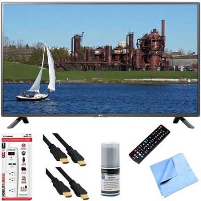 42LF5600 - 42-Inch 1080p 60Hz LED HDTV Plus Hook-Up Bundle