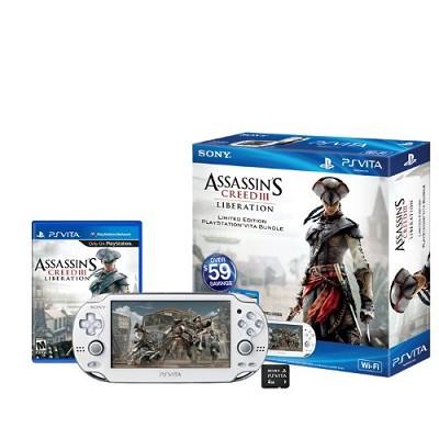 PS Vita WiFi Assassin's Creed III Liberation Wi-Fi