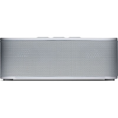 Superior Sound Soundbrick Bluetooth White Stereo Speaker with Built-in Mic