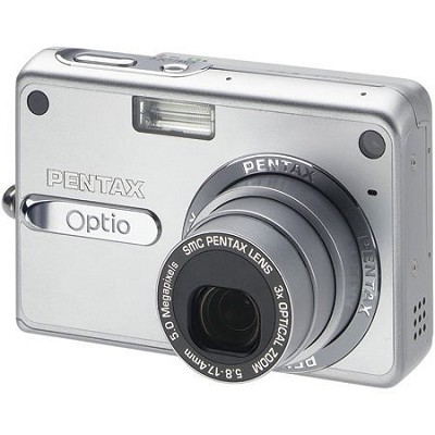 Optio S5z Digital Camera