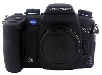 Maxxum 7 Digital SLR Camera Body (Lens Not Included)  With USA Warranty