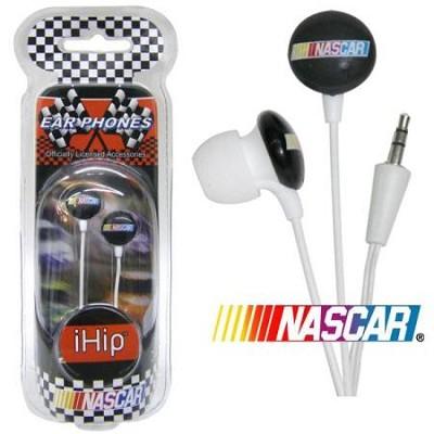 RCF10265BK 24/72 NASCAR BLACK EARBUDS