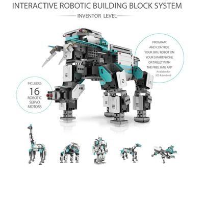 JIMU Robot Kit w16 Digt Servos