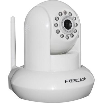 FI9821W V2 (White) 1.0 Megapixel (1280x720p) H.264 Wireless IP Camera